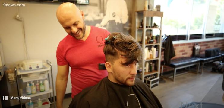 Best Barbershop in Denver for Men