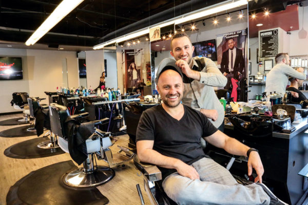 Semion Barbershop for All Media
